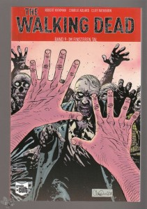 The walking dead (Softcover) 9: Im finsteren Tal