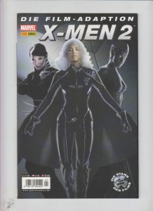 X-Men 2: Die Film-Adaption