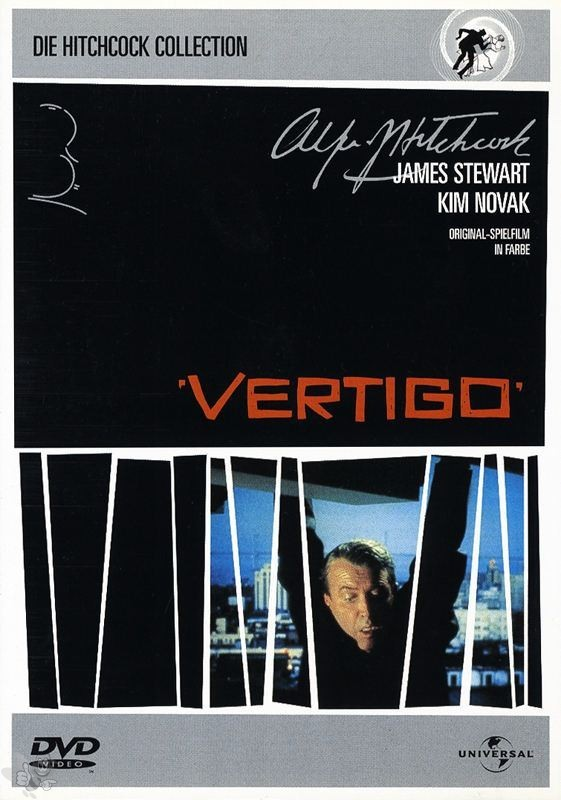 Vertigo (Die Hitchcock Collection)