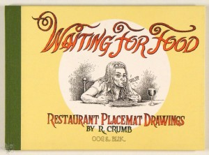 Waiting for Food Robert Crum Hardcover
