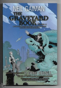 Neil Gaiman: The Graveyard Book Volume 2
