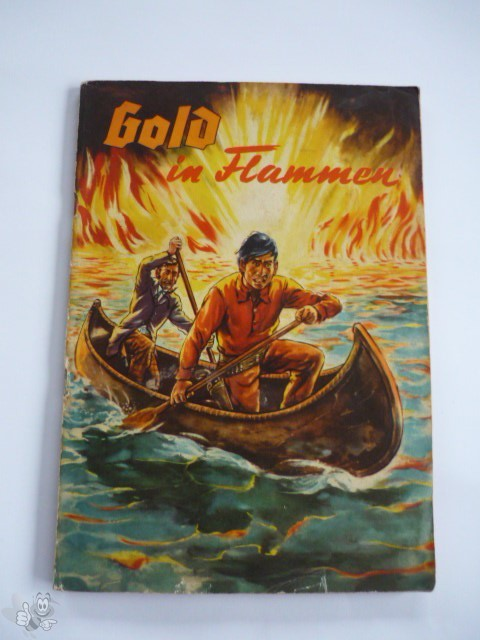 Gold in Flammen