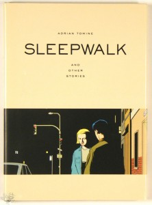 Sleepwalk Limited HC Signed Adrian Tomine