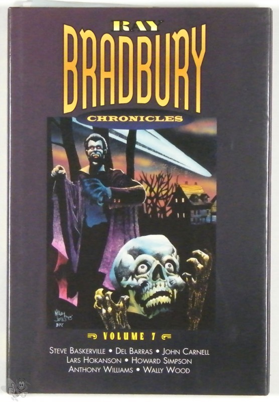 Ray Bradbury Chronicles Vol 7 Signed and nummerd Hardcover