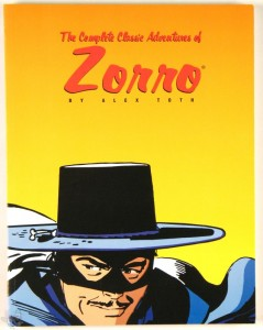 Complete Classic Adventures of Zorro Image Softcover