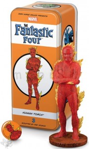 Dark Horse Marvel Classic Characters - The Fantastic Four #3: Human Torch