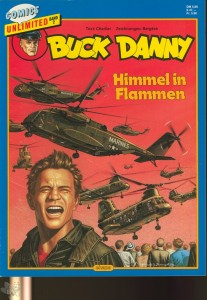 Comics Unlimited 2: Buck Danny: Himmel in Flammen