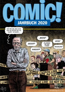 Comic! Jahrbuch 2020: (Variant Cover-Edition)
