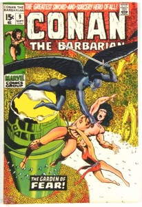 Conan the Barbarian Nr. 9 US Marvel 1971