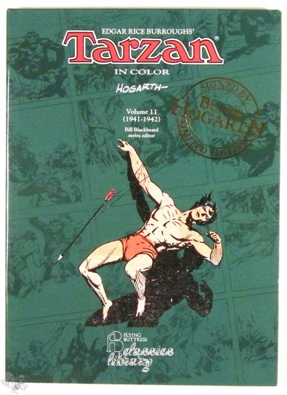 Tarzan in Color Limited Edition Vol 11 (1941-1942)