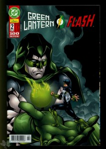Green Lantern / Flash 2