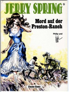 Jerry Spring 5: Mord auf der Preston-Ranch