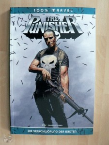 100% Marvel 9: The Punisher: Die Verschwörung der Idioten