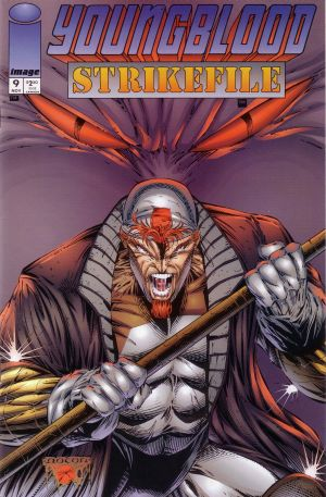 YOUNGBLOOD Strikefile # 9 Image US englisch ROB LIEFELD