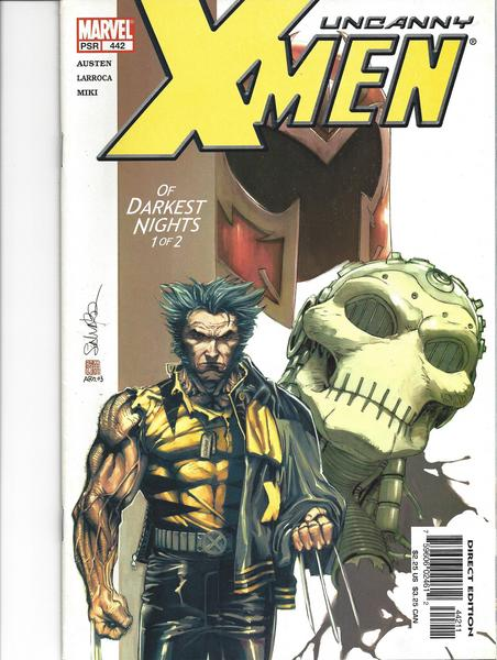 X-MEN - Uncanny X-Men #442 Vol. I - Marvel USA englisch