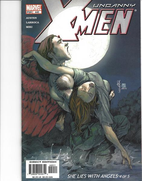 X-MEN - Uncanny X-Men #440 Vol. I - Marvel USA englisch