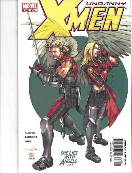 X-MEN - Uncanny X-Men #439 Vol. I - Marvel USA englisch
