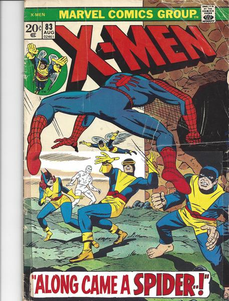 X-MEN - Uncanny X-Men #83 Vol. I - Marvel USA englisch