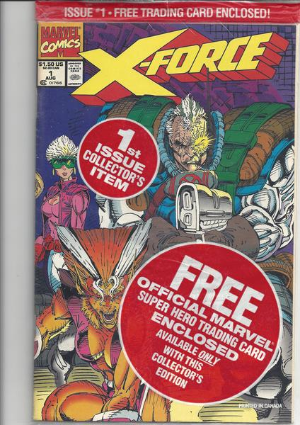 X-Force #1 - US Marvel englisch