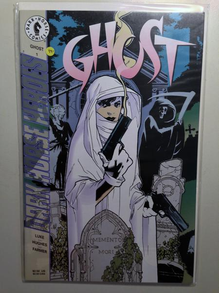 Ghost #1 (Adam Hughes) Dark Horse 1995