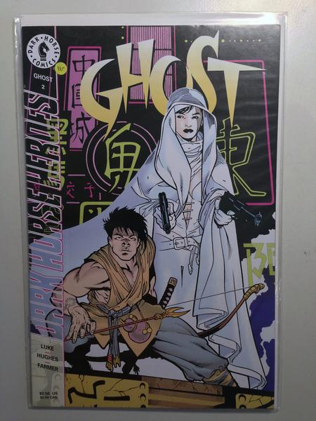 Ghost #2 (Adam Hughes) Dark Horse 1995