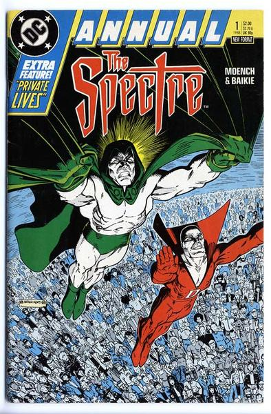 DC - The Spectre 1 Annual 1988 - USA