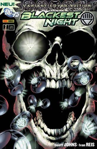 Blackest Night 1: (Variant Cover-Edition)
