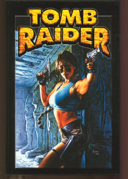 e-comix (Sammelband) 1: Tomb Raider Collection