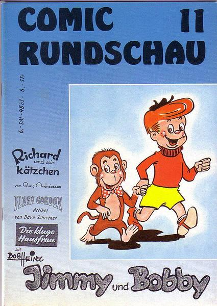 Comic Rundschau 11: