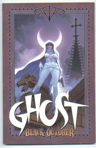 Ghost: Black October TPB