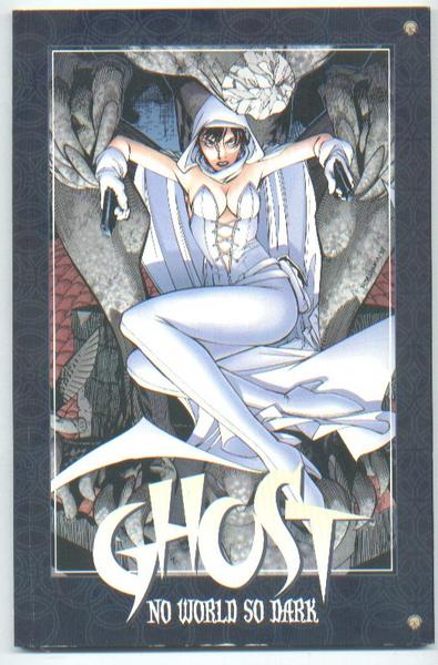 Ghost: No World So Dark TPB
