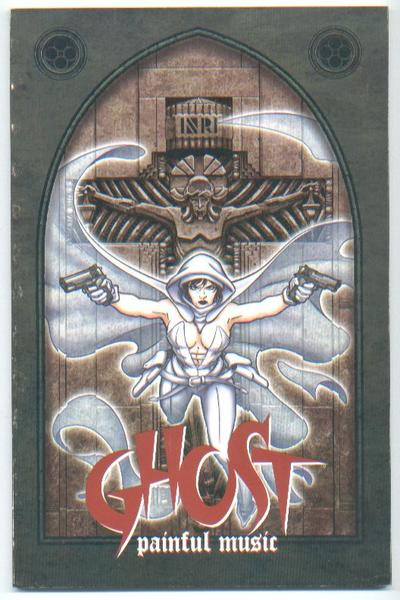 Ghost: Painful Music TPB