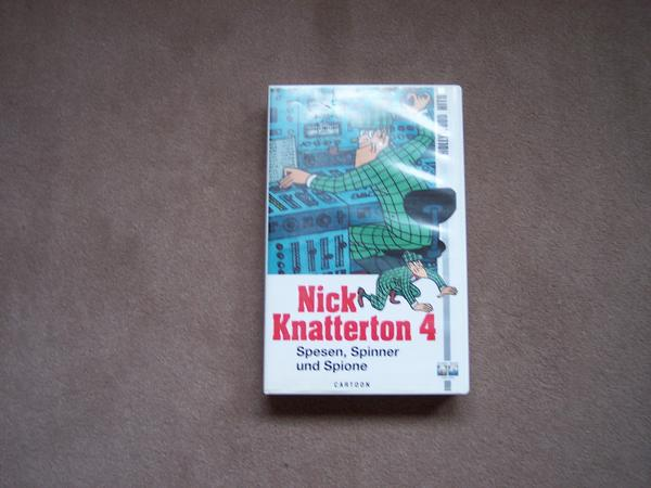 Nick Knatterton-Video 4: Spesen, Spinner und Spione