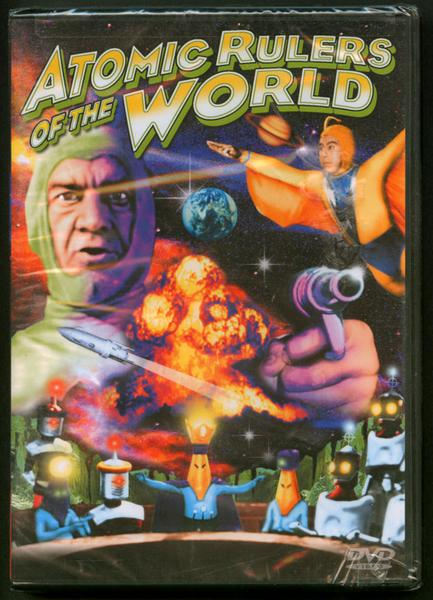 DVD: Atomic Rulers of the World (1964, 76 Minuten)