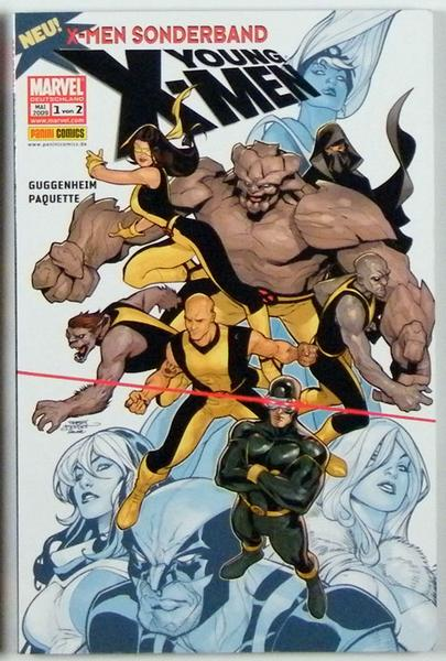 X-Men Sonderband: Young X-Men 1: