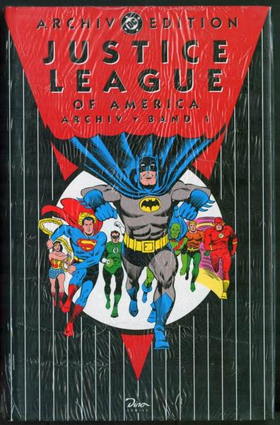 DC Archiv Edition 1: Justice League of America (Band 1)