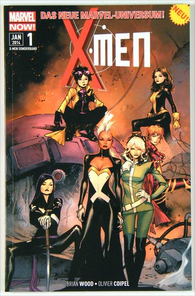 X-Men Sonderband 1: Teamgeist