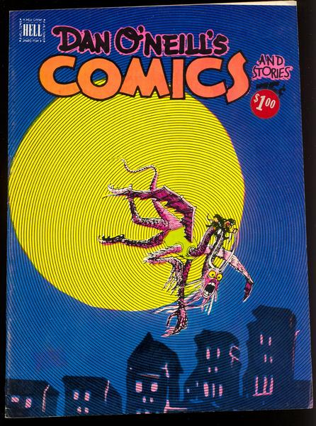 Dan O'Neill's Comics and Stories Vol.2 No 2