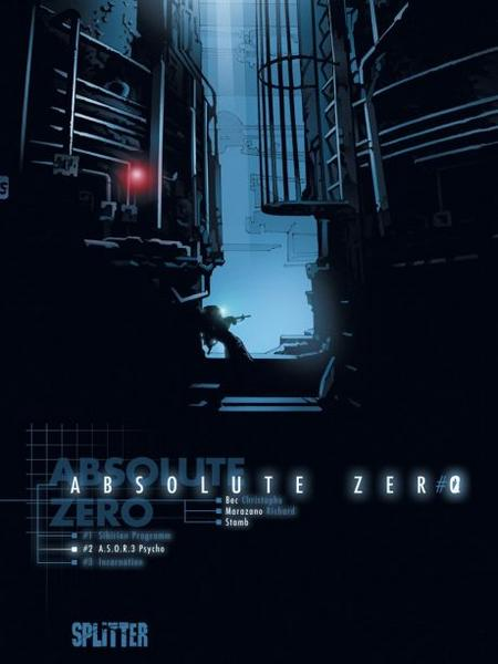 Absolute Zero 2: A.S.O.R.3 Psycho