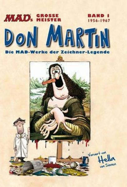 Mads grosse Meister (2): Don Martin (Band 1: 1956-1967)