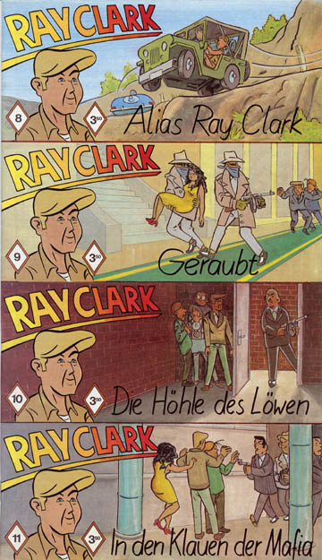 Ray Clark 8: Alias Ray Clark